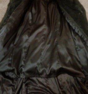 Дубленка пальто