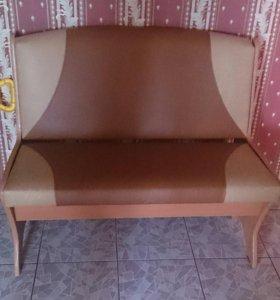 Продаю новые диванчики из кожзама