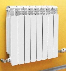 500/80 Радиатор отопления алюминиевый секционный