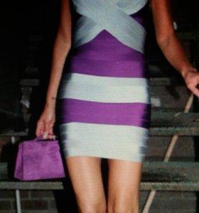 Herve Leger платье