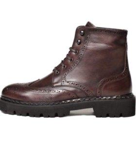 Итальянские ботинки Челси Lussone
