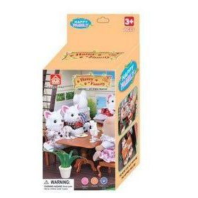 Мебель для кукольного домика Happy family