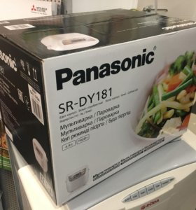 Мультиварка Panasonic SR-DY181Новая Запечатана4,8L