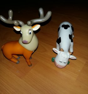 Набор из 2 х игрушек