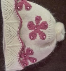 Детская шапочка весна на 3-5 лет
