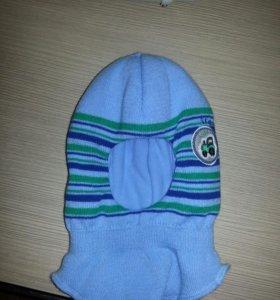 Утепленная шапочка