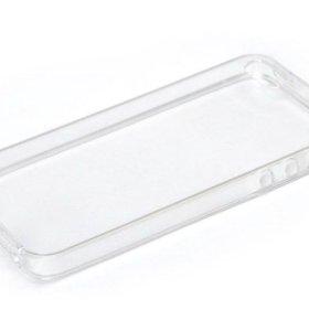 Чехол силиконовый iphone 5