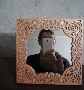 "Зеркало ""Розы""."