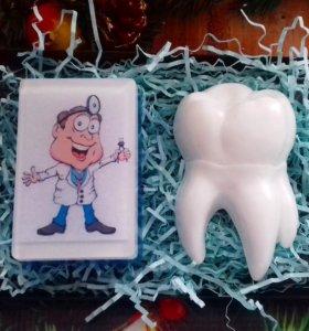 """Мыло """"Стоматологу"""""""