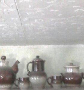Глиненная посуда