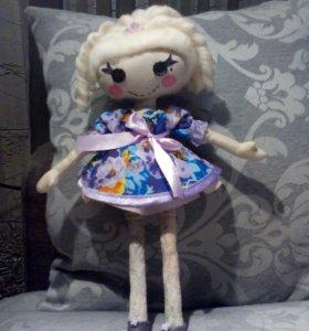 Интерьерные текстильные куклы и игрушки.