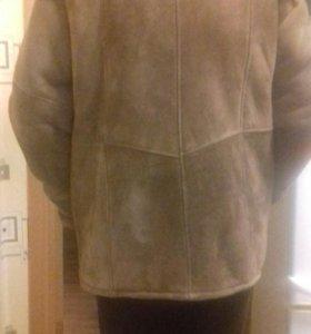 Куртка дубленка натуральная.