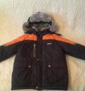 Куртка Зима 122 рост