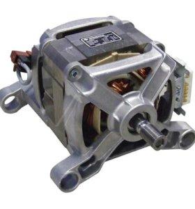 Мотор для ремонта стиральной машины на складе выбо