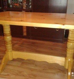 Продается кедровый стол
