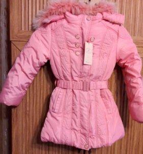 Куртка Зимная новая