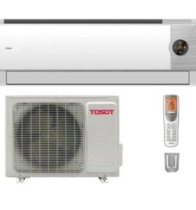 Сплит-системы TOSOT,продажа с гарантией от 1 года