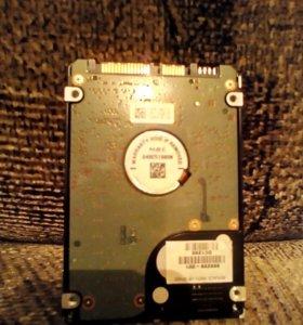 Внутренний жесткий диск 500 гб.