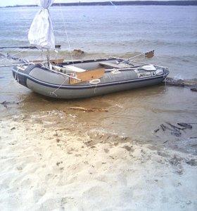Надувная лодка нордсильвер 360 L.89137725712