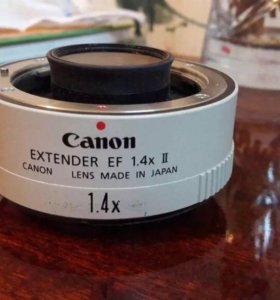 Canon Extender EF 1.4x ||