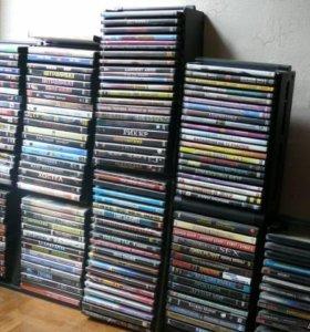 Продаю DVD диски разных жанров