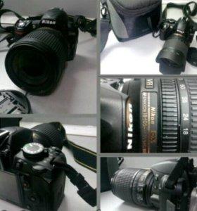 Nikon D3100 Kit 18-105 VR black