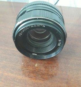 От фотоаппарата Зенит