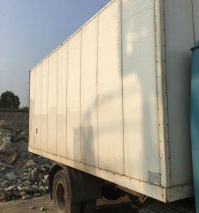 Продам Зил фургон заводской Дизель 245-евро