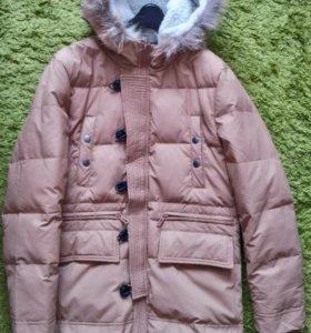 Куртка парка 46-48 размер
