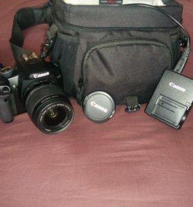 Canon 450D зеркальный фотоаппарат