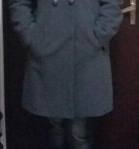 Пальто зимнее. 44-46р.