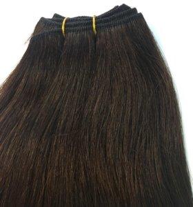 Волосы натуральные,тресс