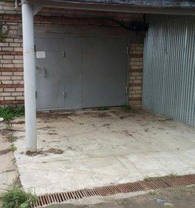 2х этажный гараж