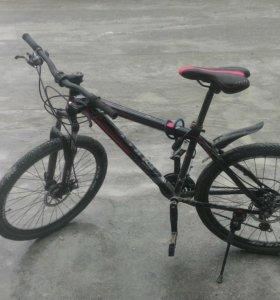 Pulse горный велосипед 21 скорость  .....