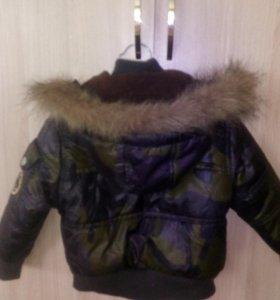 Куртка для сыночка