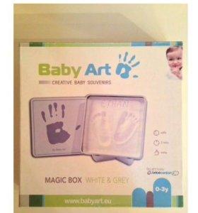 Baby Art Magic Box white бейби арт мэджик белый