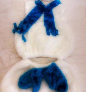 Карнавальный костюм. Аренда. Прокат. Снеговик