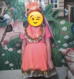 Детский костюм лисы