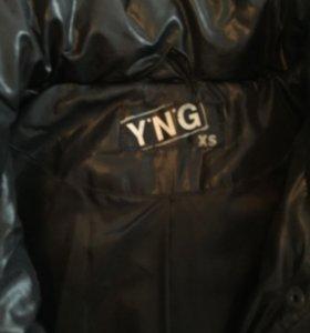 Куртка плащ