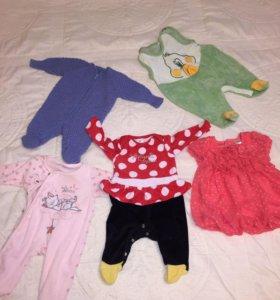 Одежда малыша,комбез