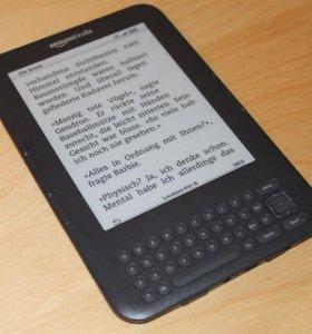 Kindle 3 keyboard