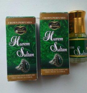 Хурем султан, масляные духи