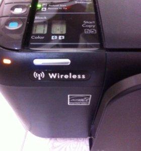 Мфу HP Deskjet F4500