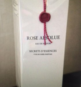 Rose Absolute Secrets D'Essences Perfume Yves Roch