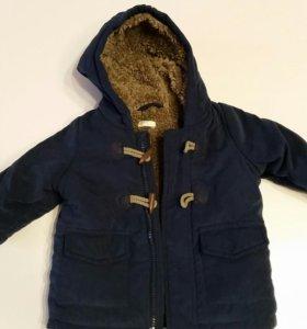 Детская куртка Benetton