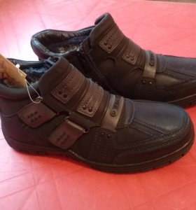 Новые,зимние ботинки 38,39,40,41.