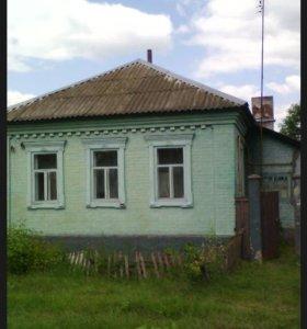 Дом в Климовском районе газ есть вода рядом