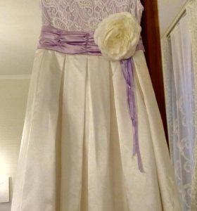 Платье р 128-134