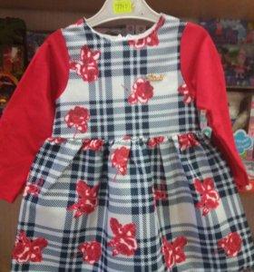 Платье 92.98.104