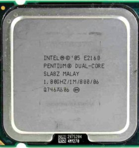 Core 2 Duo E2160